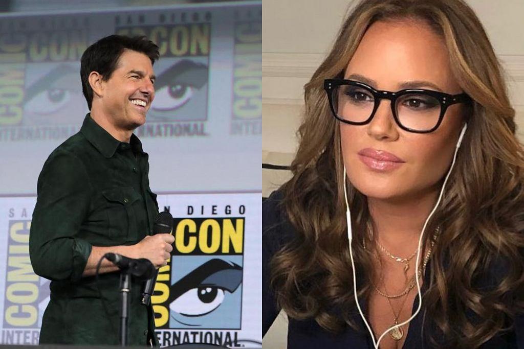 Leah Remini nie ma litości dla Toma Cruise'a