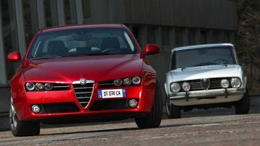 Alfa Romeo powróci do korzeni (na zdj. 159 i 1750)