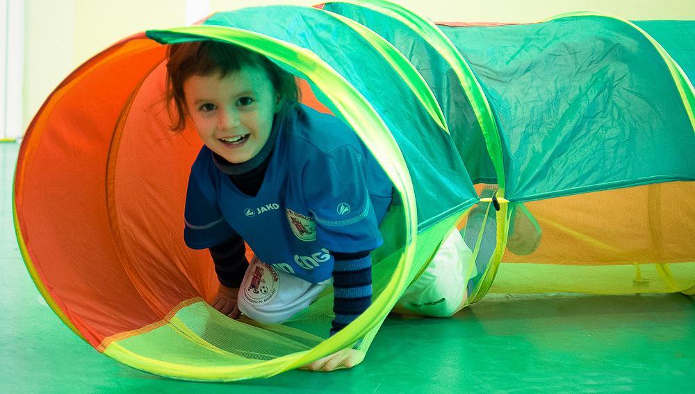 Sport dla dzieci powinien być zabawą