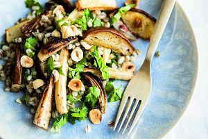 Gotuj szybko w lutym! W roli głównej: pietruszka, gruszka, natka, cytryna i pęczak