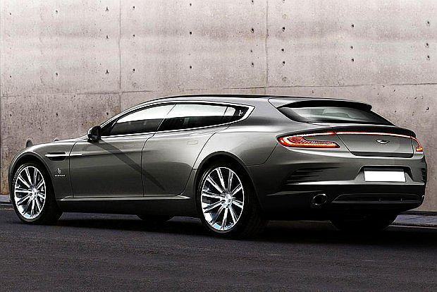 Aston Martin w wersji kombi