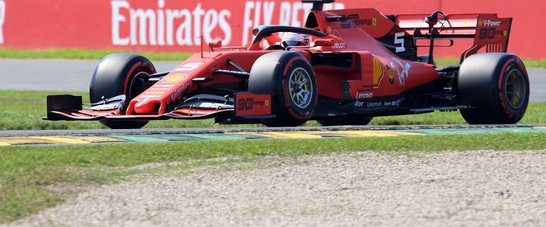 F1. Sebastian Vettel: Mamy inne problemy niż na początku poprzedniego sezonu