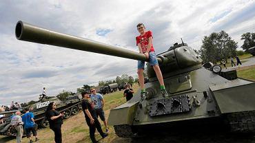 """Festyn militarny """"Razem z NATO"""""""