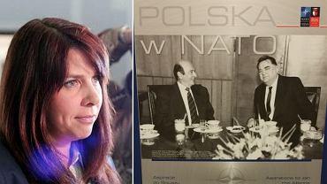 Kolenda-Zaleska pytała rzecznika rządu o wystawę na szczycie NATO