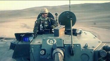 Robson nagrał teledysk w Afganistanie