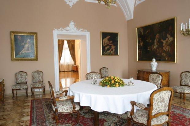 Pałac Prezydencki, dawniej Radziwiłłów