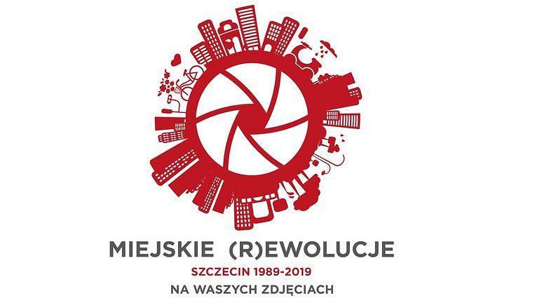 Logo akcji Miejskie (R)ewolucje