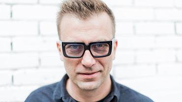 Designer Tomek Rygalik.