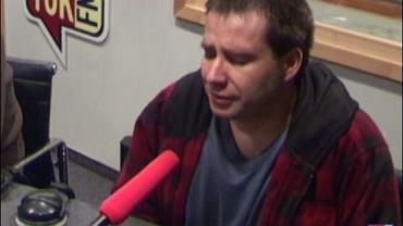 Rafał Kalukin w Poranku Radia TOK FM