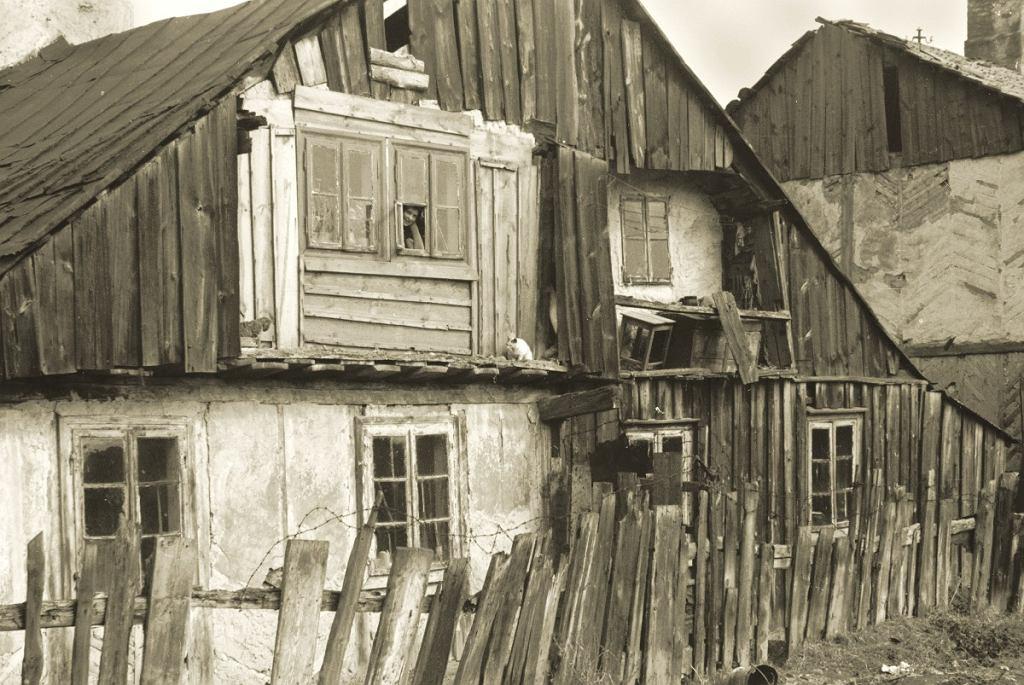 Budynek przy ul. Krawieckiej 7, fot. Stanisław Magierski