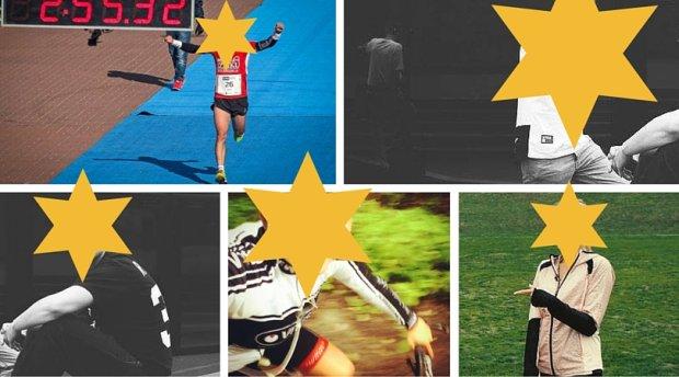 Co gwiazdy mówią o bieganiu?