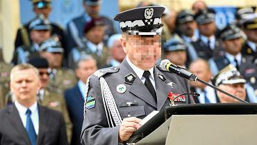 Gen. Lech M. został zatrzymany przez Żandarmerię Wojskową