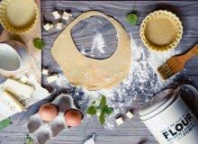 Ciasto kruche wytrawne - ugotuj