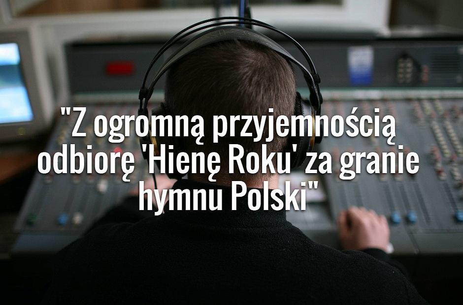 Kamil Dąbrowa o krytyce akcji radiowej Jedynki