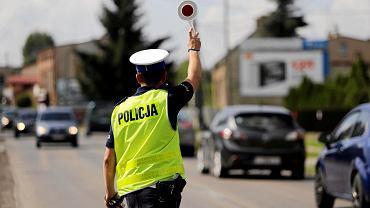 Akcja 'Wielkanoc'. Na drogach pracuje 5,5 tysiąca policjantów