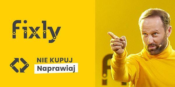 Fixly, kampania 'Nie kupuj - naprawiaj'