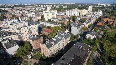 Zdjęcia Pragi z drona: Szwedzka/Strzelecka