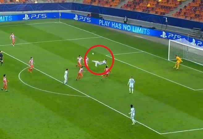 Fenomenalny gol Giroud! S