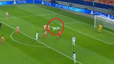 Fenomenalny gol Oliviera Girouda w meczu Chelsea z Atletico w Lidze Mistrzów