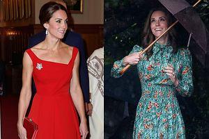 Sukienki w stylu księżnej Kate