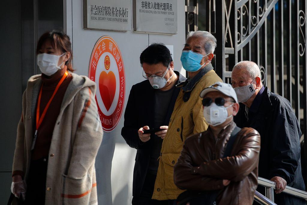Koronawirus w Chinach. W Wuhan tylko osiem nowych przypadków zakażenia (zdjęcie ilustracyjne)