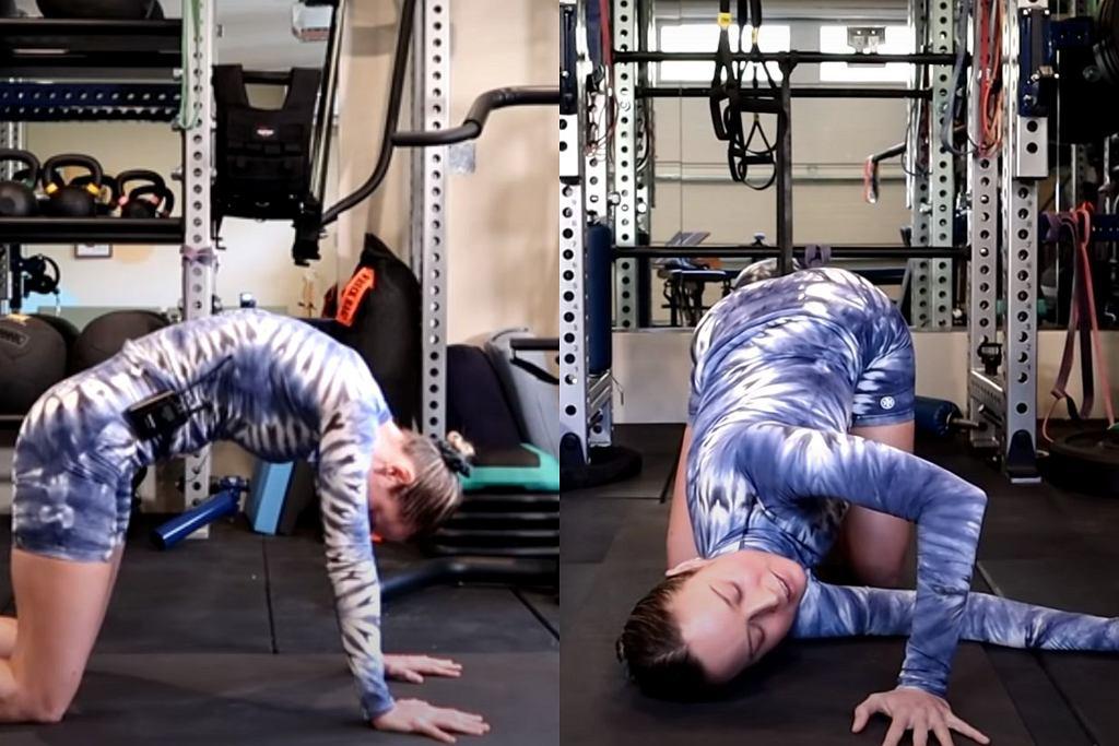 Brie Larson codziennie rano wykonuje te ćwiczenia