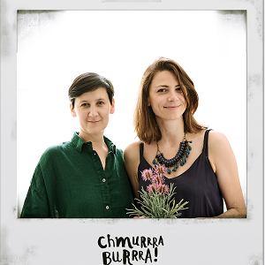 Katarzyna Rudzka i Natalia Sikora, założycielki firmy Chmurrra Burrra