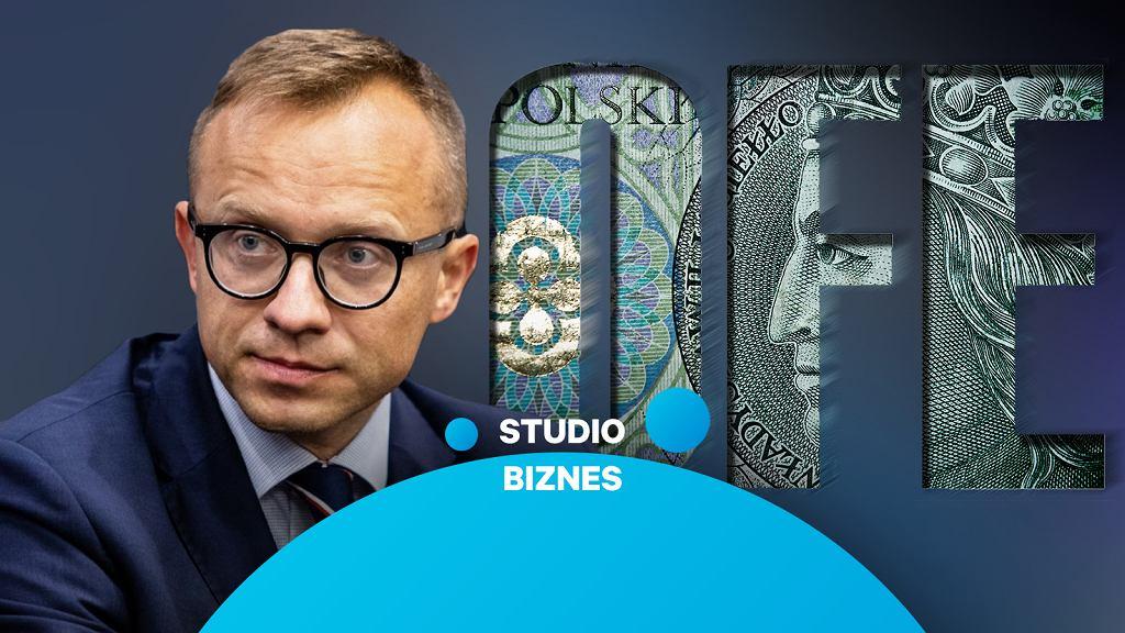 Nowy odcinek programu 'Studio Biznes'
