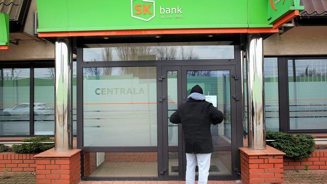 Upadek SK Banku. CBA: Jest akt oskarżenia przeciwko 93 osobom. 1256 zarzutów