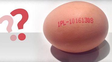 Co mówią oznaczenia  na jajkach?