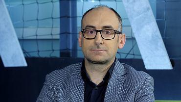 Karol Klimczak w Sekcji Piłkarskiej
