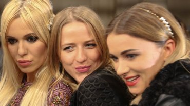 Doda, Jessica Mercedes Kirschner i Maffashion w Paryżu