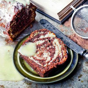 Ciasto marmurkowe na maślance