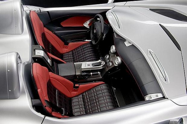 Mercedes McLaren SLR Sterling Moss