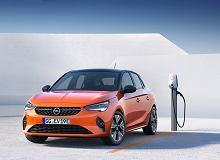 Nowy Opel Corsa-e - cennik 2019. Znamy ceny elektrycznej Corsy. Zaczynają się od niecałych 125 tysięcy zł