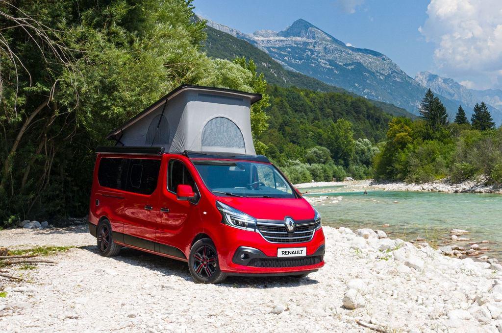 Wavecamper Renault Trafic
