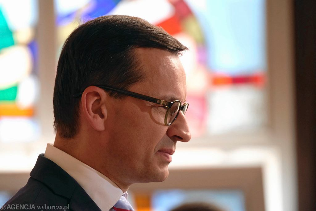 Mateusz Morawiecki w studiu TVP został nazwany kłamcą i 'banksterem'