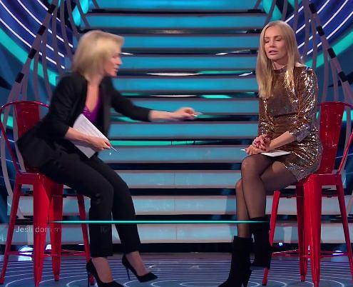 Agnieszka Woźniak-Starak i Małgorzata Ohme