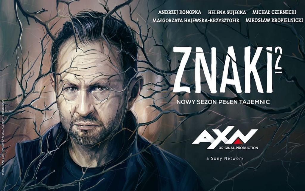 Znaki: polski serial kryminalny o dobrych recenzjach, który można obejrzeć na platformie Netflix.