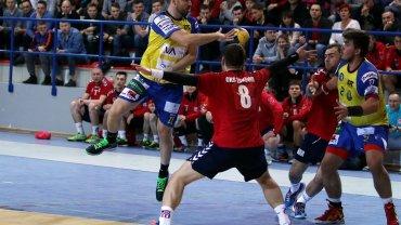 Druga liga piłkarzy ręcznych: GKS Żukowo - Kancelaria Andrysiak Stal Gorzów 30:25 (13:13)