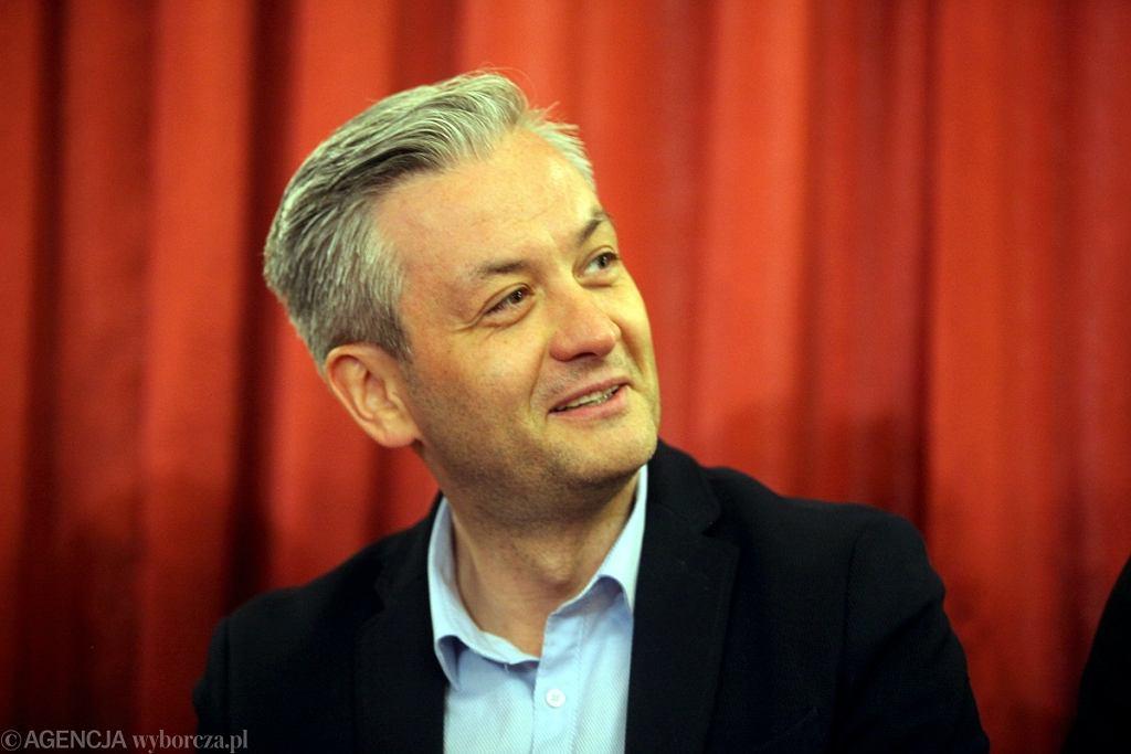 Robert Biedroń, prezydent Słupska