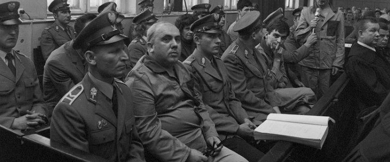 Proces Zdzisława Marchwickiego (mat. prasowe wydawnictwa)