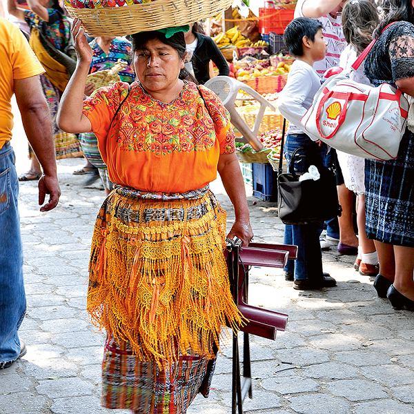 Gwatemala, ulica