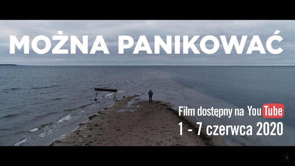 Film 'Można panikować' dostępny na YouTube od 1 czerwca