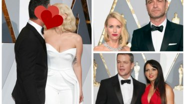 Lady Gaga, Naomi Watts, Matt Damon