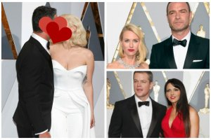 Lady Gaga, Naomi Watts, Matt Damon