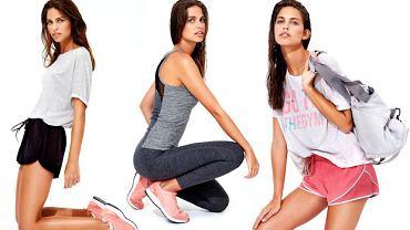 Oysho - kolekcja na fitness i jogę