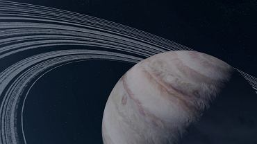 """Pierścienie Saturna """"dzwonią"""". Wiemy, czym jest to spowodowane"""
