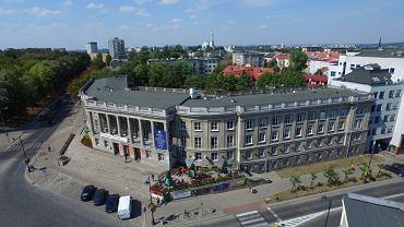 Siedziba Instytutu Historii i Nauk Politycznych UwB