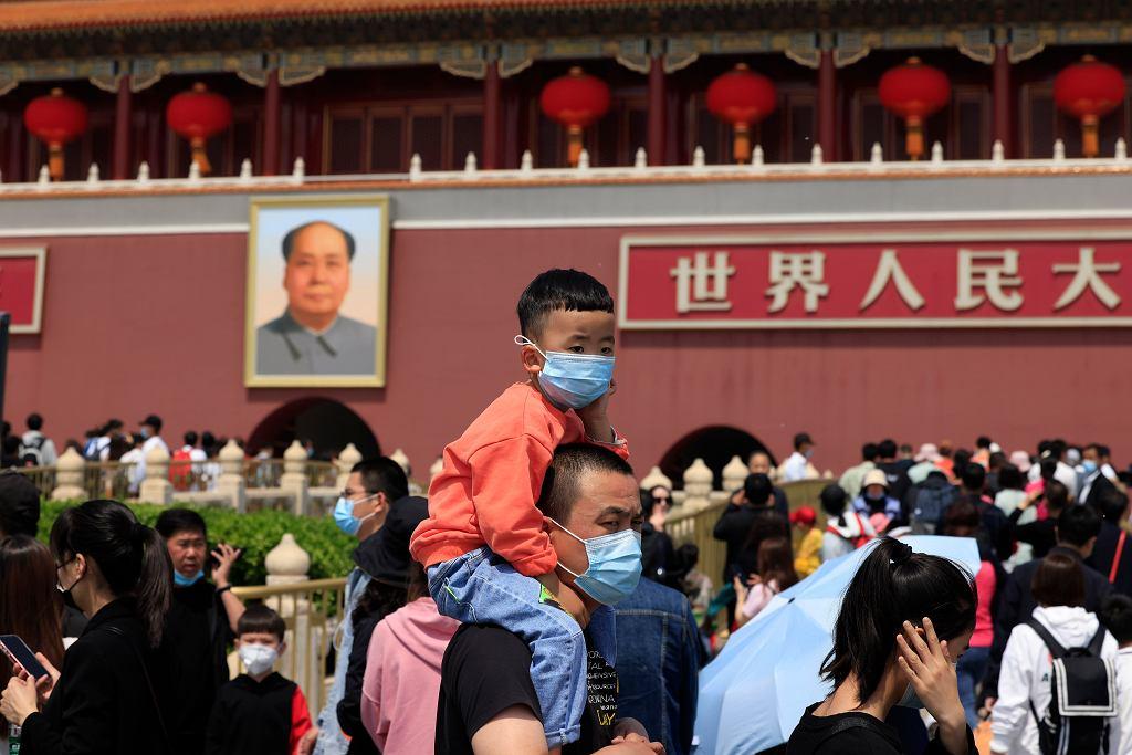 Chiny. Tempo wzrostu populacji spada